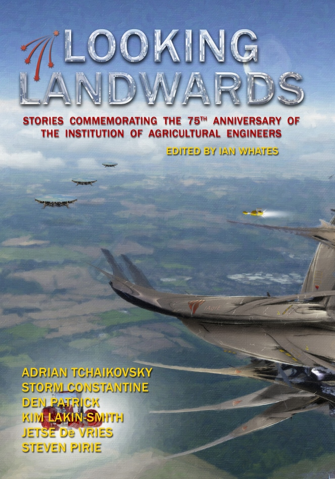 Looking Landwards Cover