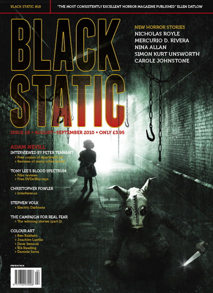 Black Static 18. Click to buy.