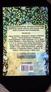 Clockwork Phoenix 5 back cover