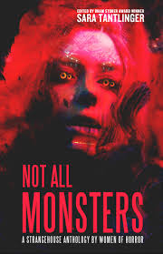 Cover for Not All Monsters from Rooster Republic Press